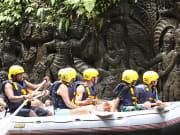 rafting adventure in bali indonesia