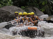 white water rafting adventure bali indonesia
