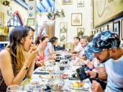 Spain, Barcelona, Wine tasting, Tapas tasting