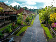 Visit Penglipuran Village among other highlights