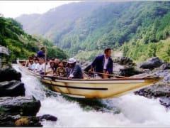 保津川泛舟