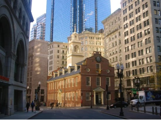 Boston's Crable of Liberty