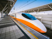 Be whisked to Taichung by high speed rail
