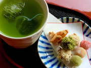 LS 旧邸御室 茶菓子2