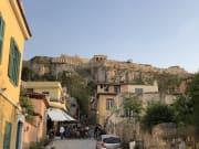 acropolis bike tour