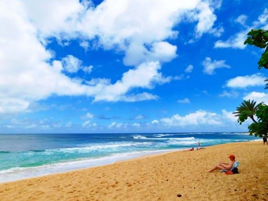 SUNSETビーチ