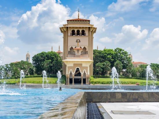 Kota Iskandar Building Malaysia