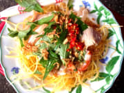2. Green papaya salad