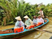 Mekong Delta boat ride