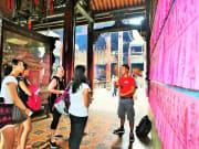 HCMC temple visit