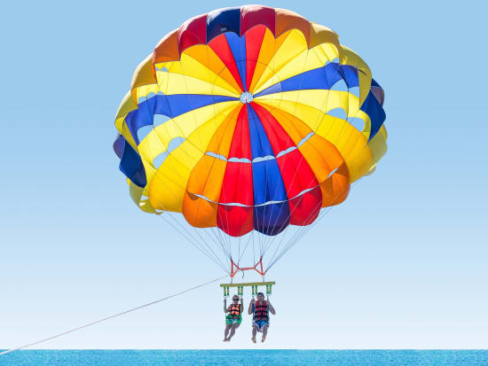 key west day tour parasailing from fort lauderdale