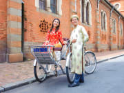 Ao Dai Photography Tour in Ho Chi Minh