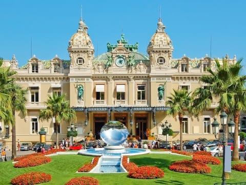 モナコ観光