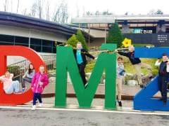 Discover the sites of interests around Korea's DMZ