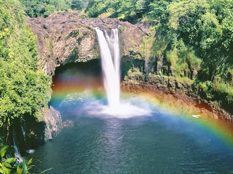 Rainbow Falls (Top Big Island Attractions), Big Island tours ...