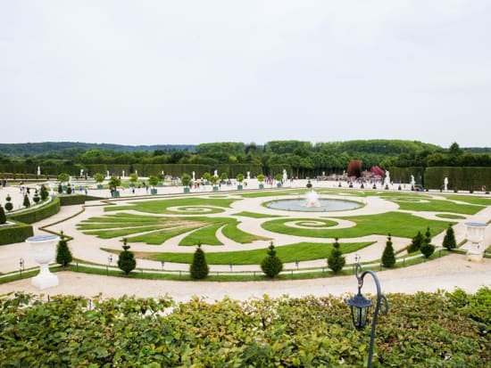 france_paris_Versailles Chateau, Gardens, paris