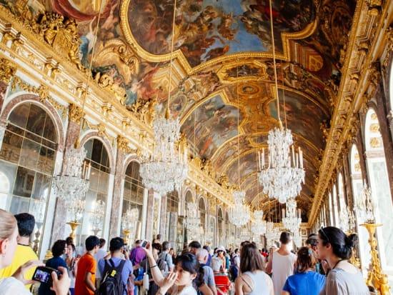 france_paris_Versailles Chateau and Gardens