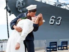 密蘇里艦(3_6)- 勝利之吻