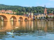 Germany, Heidelberg, Cityscape