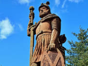 William Wallace Statue - Rosslyn Chapel Tour