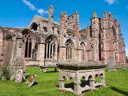 Melrose Abbey - Rosslyn Chapel Tour