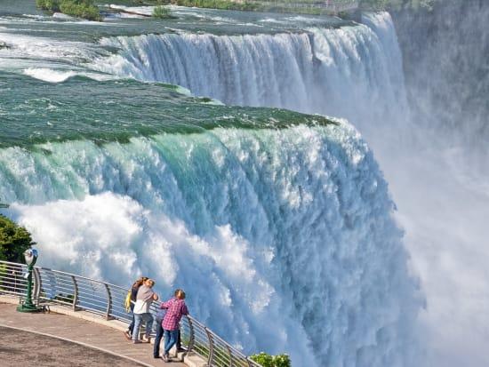 USA_New York_Canada_Ontario_Niagara_Falls