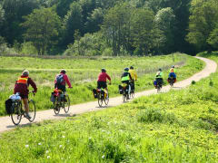 Thailand Phuket countryside cycling tour