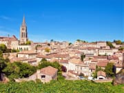 View of Saint-Emilion