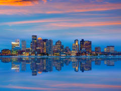 USA_Bostton_Sunset_shutterstock_266019485