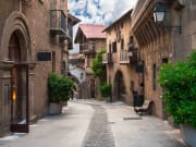 Spain_Barcelona_Poble Espanyol_shutterstock_255599161