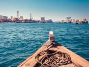 Dubai Water Taxi Abra_shutterstock_533705239