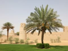 Al Jahili Fort in Al Ain_shutterstock_79733830