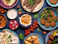 Generic_Lebanese Food_shutterstock_563091901