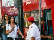 USA_California_Los Angeles_Sightseeing Bus