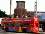 StarLine HOHO Bus at the House of Blues