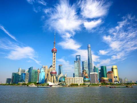 上海 市内観光ツアー
