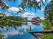 Mummelsee near Seebach, Black Forest