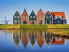 Netherlands_Marken_Traditional_Houses
