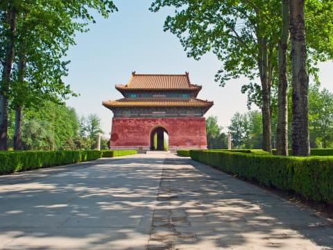 北京発 郊外観光