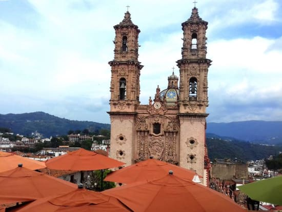 USA_Mexico_Taxco-Cathedral