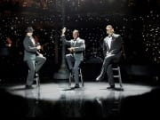 Las Vegas_Vegas! The Show_Gentlemen Performance
