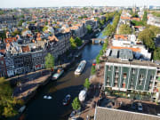 Netherlands_Amsterdam_Aerial_View