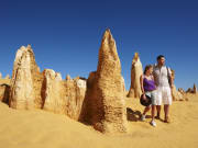 Pinnacles Desert, Nambung National Park, Cervante