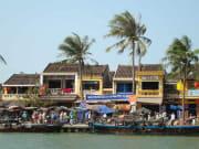 Boat trip Thu Bon