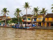 Boat trip Thu Bon1