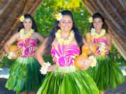3-Hula-Wahines