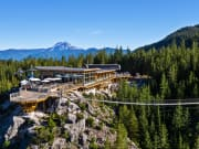 Aerial Summit Lodge - Topo Films (2)