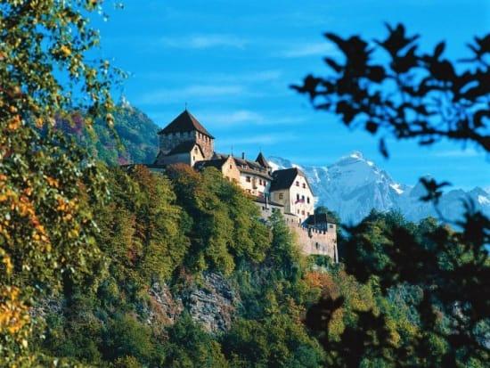 Switzerland_Heidiland Schloss_Vaduz