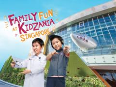 Kidzania Singapore
