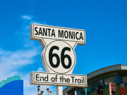 USA_Los_Angeles_Santa_Monica_Route_66_Sign_shutterstock_621485867